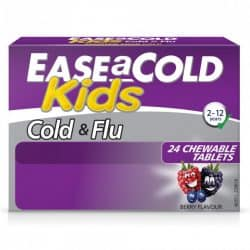 EaseaCold Kids Tabs