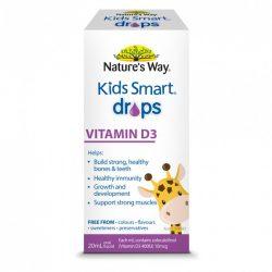 Kids Vitamin D3 drops 20ml