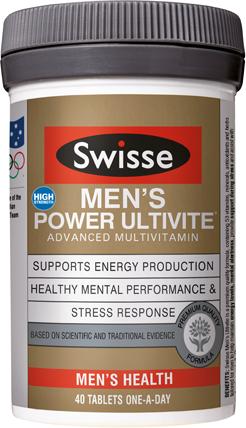 Men's Power Ultivite