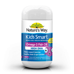 Fruity Flavoured Omega-3 Fish Oil