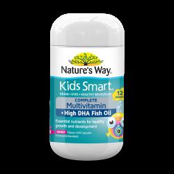 Kids Smart Complete Multivitamin Burstlets 50S