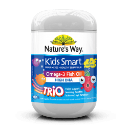 Omega-3 Fish Oil Trio