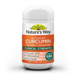 Activated Curcumin 30S (Clinical Strength)