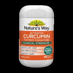 Activated Curcumin