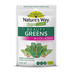 Greens + Collagen