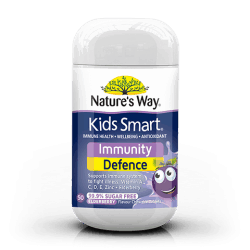 Nature's Way Immune Defence Kids Smart Vitagummies