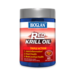 Red Krill Oil Triple Action