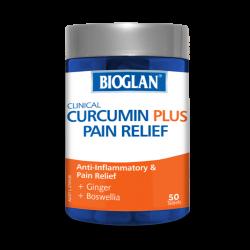 Clinical Curcumin Plus Pain Relief