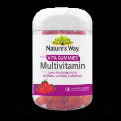 Nature's Way Adult Multivitamin VitaGummies