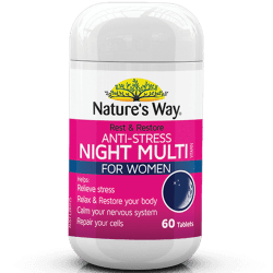 Night Anti Stress Multi for Women