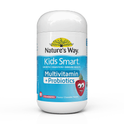 Nature's Way Kids Smart Multivitamin and Probiotics