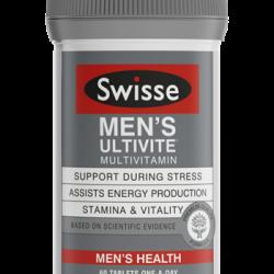 Men's Multivitamin 60S