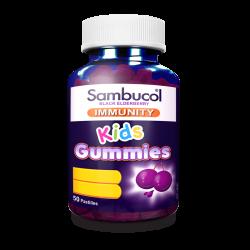 Sambucol Kids Immunity gummies