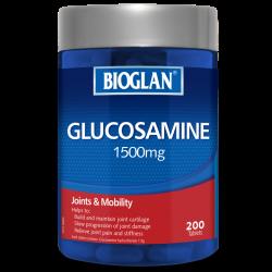 Bioglan Glucosmaine 1500mg