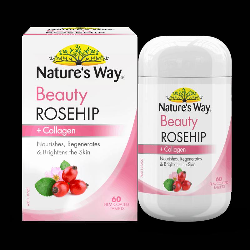 Rosehip + Collagen